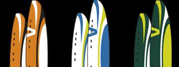 Skywalk Cayenne5 - cores