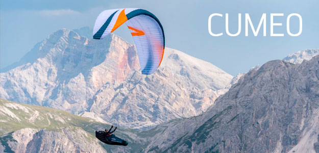 Parapente Skywalk CUMEO - Light